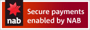 Secure payments enabled by NAB